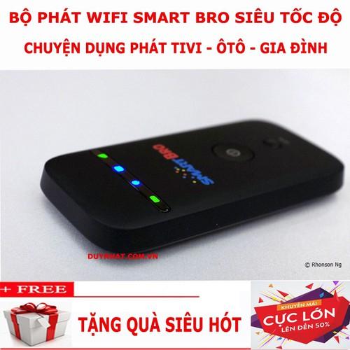 Thiết Bị Phát Wifi Di Động Smart Bro, Không Dây, Đa Mạng, Tốc Độ Cao - 6137991 , 12682013 , 15_12682013 , 700000 , Thiet-Bi-Phat-Wifi-Di-Dong-Smart-Bro-Khong-Day-Da-Mang-Toc-Do-Cao-15_12682013 , sendo.vn , Thiết Bị Phát Wifi Di Động Smart Bro, Không Dây, Đa Mạng, Tốc Độ Cao