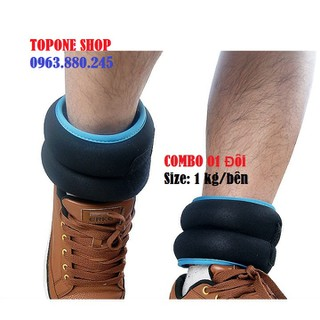 Bộ tạ đeo chân thể thao - Bộ tạ đeo chân thể thao thumbnail