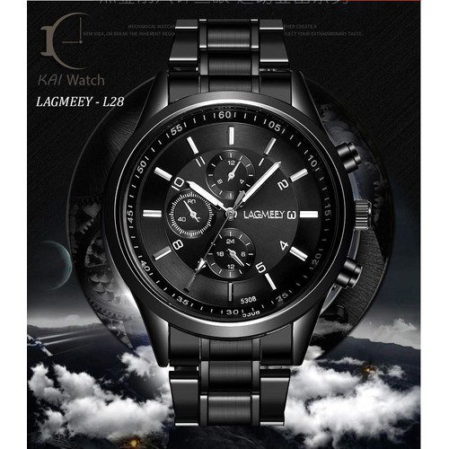 Đồng hồ nam LAGMEEY - L28 cao cấp -  Kai Watch - 10898800 , 12676312 , 15_12676312 , 332000 , Dong-ho-nam-LAGMEEY-L28-cao-cap-Kai-Watch-15_12676312 , sendo.vn , Đồng hồ nam LAGMEEY - L28 cao cấp -  Kai Watch
