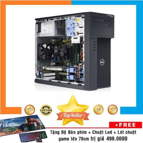 Dell Precision T1650,Xeon E3-1225,R12GB,SSD120GB,HDD1TB, Quadro 600