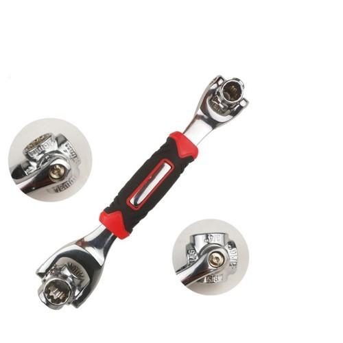 Bộ khẩu vặn siết mở ốc -Tay vặn ốc đa năng 8 cỡ đầu 8mm-21mm