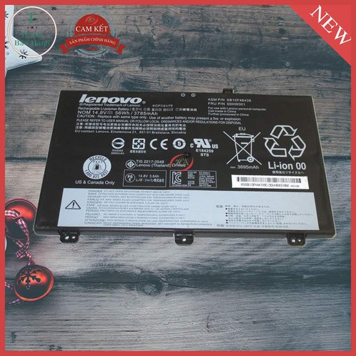 Pin laptop lenovo S3 Yoga 20DMA001CD