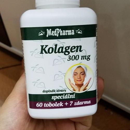 Kolagen Medpharma 300mg hộp 67 viên Xách tay Séc - 6135143 , 12678250 , 15_12678250 , 350000 , Kolagen-Medpharma-300mg-hop-67-vien-Xach-tay-Sec-15_12678250 , sendo.vn , Kolagen Medpharma 300mg hộp 67 viên Xách tay Séc