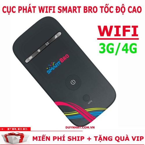 Bộ Phát Wifi Di Động Smart Bro, Dùng Đa Mạng, Sóng Cực Khỏe - 6127852 , 12670025 , 15_12670025 , 600000 , Bo-Phat-Wifi-Di-Dong-Smart-Bro-Dung-Da-Mang-Song-Cuc-Khoe-15_12670025 , sendo.vn , Bộ Phát Wifi Di Động Smart Bro, Dùng Đa Mạng, Sóng Cực Khỏe