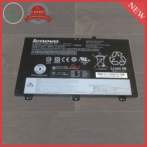 Pin laptop lenovo S3 20AXS00B00