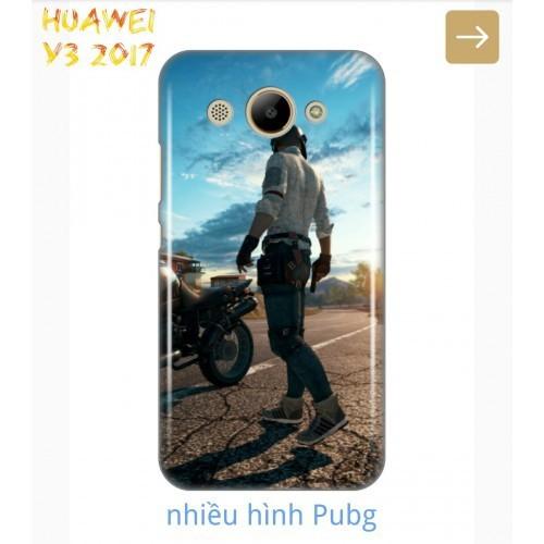 Ốp Lưng Huawei Y3 2017 Hình Game Sinh Tồn PUBG