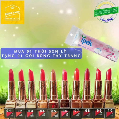 Son SIÊU LÌ Beau Shop Matte Lipstick [MADE IN KOREA] - 6146414 , 12693583 , 15_12693583 , 278000 , Son-SIEU-LI-Beau-Shop-Matte-Lipstick-MADE-IN-KOREA-15_12693583 , sendo.vn , Son SIÊU LÌ Beau Shop Matte Lipstick [MADE IN KOREA]