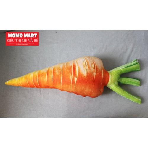 Gối 3D Cà Rốt