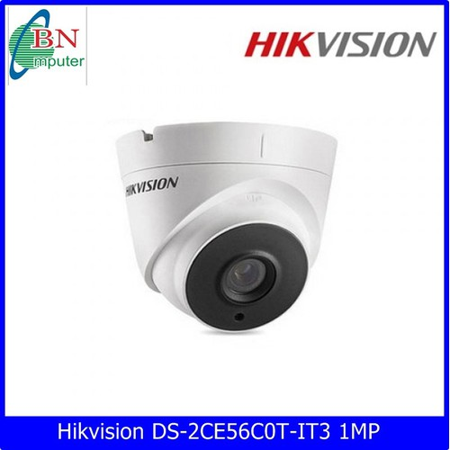 Camera Dome Hikvision DS-2CE56C0T-IT3 1MP - 6151911 , 12700365 , 15_12700365 , 586400 , Camera-Dome-Hikvision-DS-2CE56C0T-IT3-1MP-15_12700365 , sendo.vn , Camera Dome Hikvision DS-2CE56C0T-IT3 1MP