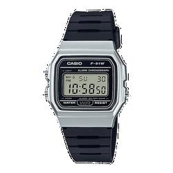 Đồng hồ nam dây nhựa Casio F-91WM-7ADF đen