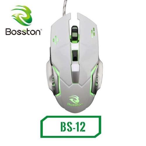 Chuột Game có dây Bosston BS12 Led