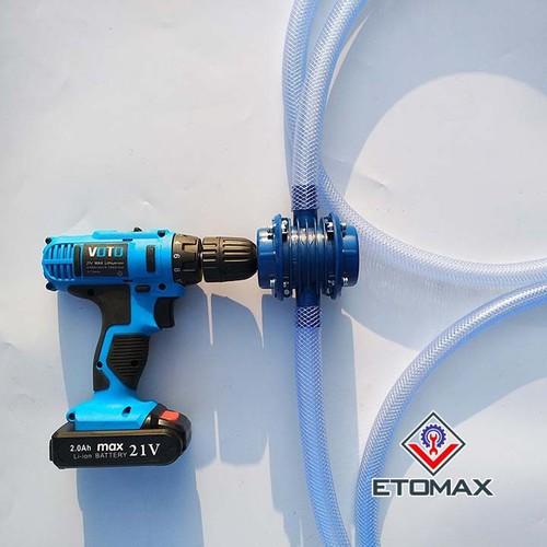 Đầu chuyển máy khoan thành máy bơm nước - 6614293 , 13283272 , 15_13283272 , 490000 , Dau-chuyen-may-khoan-thanh-may-bom-nuoc-15_13283272 , sendo.vn , Đầu chuyển máy khoan thành máy bơm nước