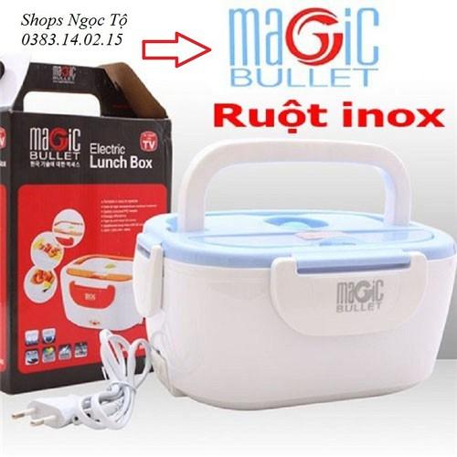 Hộp cơm inox magic - hộp giữ nhiệt