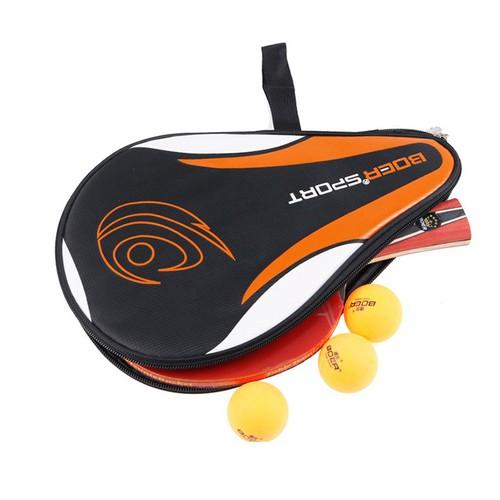 Túi đựng vợt bóng bàn Boer PB03 có ngăn chứa bóng
