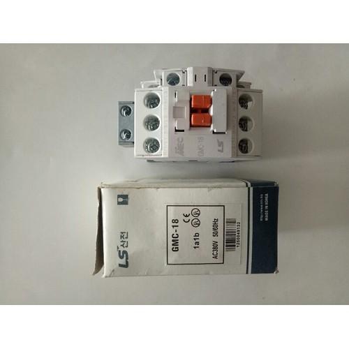 khởi động từ - contactor 18A LS 380V