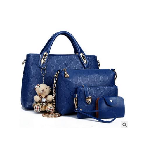 Túi xách nữ - EL DONADO - Combo 4 sp, bảo hành, đổi trả,