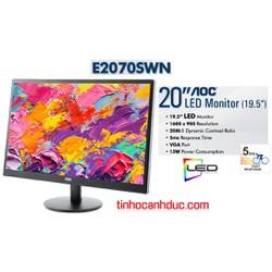 Màn hình LED AOC 19.5 E2070SWN - LE2070swn