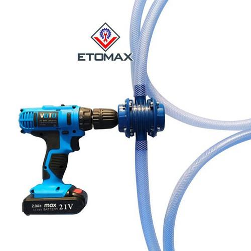 Đầu chuyển máy khoan thành máy bơm nước - 4548827 , 13289689 , 15_13289689 , 490000 , Dau-chuyen-may-khoan-thanh-may-bom-nuoc-15_13289689 , sendo.vn , Đầu chuyển máy khoan thành máy bơm nước