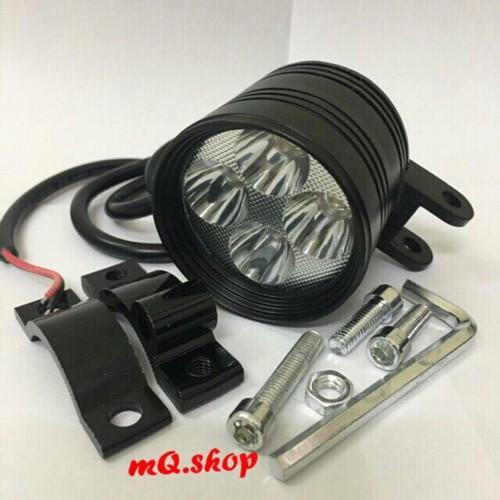 đèn led trợ sáng l4 tặng pas- công tắc - lục giác