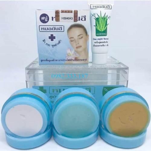 Bộ kem trắng da trị mụn nám Dr. Yanhee Thái Lan 5g - 5 món Xanh - 10899297 , 12691583 , 15_12691583 , 480000 , Bo-kem-trang-da-tri-mun-nam-Dr.-Yanhee-Thai-Lan-5g-5-mon-Xanh-15_12691583 , sendo.vn , Bộ kem trắng da trị mụn nám Dr. Yanhee Thái Lan 5g - 5 món Xanh