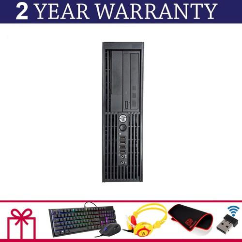 Tính HP WORKSTATION Z210 SFF i7 2600, Ram ECC 16GB, SSD 480GB