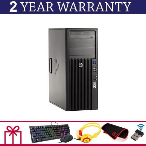 WORKSTATION HP Z210MT i7 2600, Ram ECC 16GB, HDD 4TB