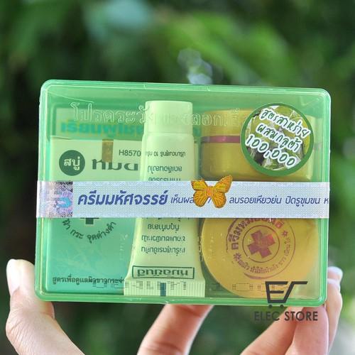 Bộ kem trị mụn, nám, tàn nhang Dr Yanhee Thái Lan 5g - 5 món vàng - 6144774 , 12691739 , 15_12691739 , 249000 , Bo-kem-tri-mun-nam-tan-nhang-Dr-Yanhee-Thai-Lan-5g-5-mon-vang-15_12691739 , sendo.vn , Bộ kem trị mụn, nám, tàn nhang Dr Yanhee Thái Lan 5g - 5 món vàng