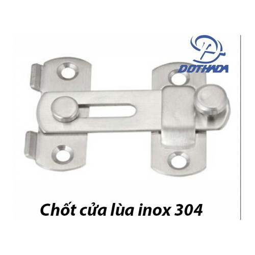 Chốt cửa lùa windown Inox 304 - Made in Thailand - 4454614 , 12691472 , 15_12691472 , 125000 , Chot-cua-lua-windown-Inox-304-Made-in-Thailand-15_12691472 , sendo.vn , Chốt cửa lùa windown Inox 304 - Made in Thailand