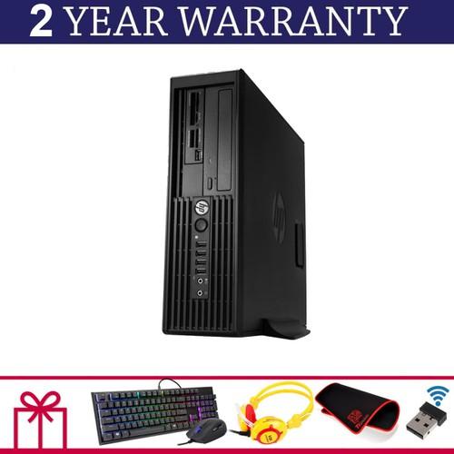 ThùngHP WORKSTATION Z210 SFF i3 2100, Ram ECC 8GB, HDD 1TB