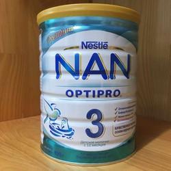 Sữa Bột Nan Nga Số 3 800g