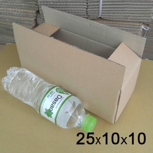 40 thùng carton 25x10x10 cm
