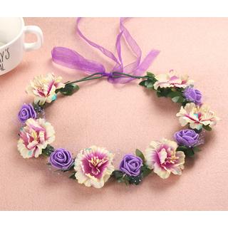 Vòng hoa đội đầu vòng hoa kỷ yếu - VH21 thumbnail