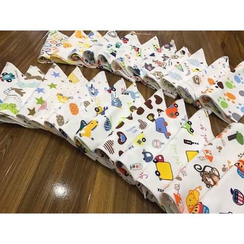 set 5 khăn yếm tam giác cho bé - 6145535 , 12692428 , 15_12692428 , 34000 , set-5-khan-yem-tam-giac-cho-be-15_12692428 , sendo.vn , set 5 khăn yếm tam giác cho bé