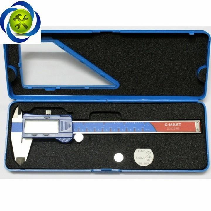 Thước kẹp điện tử C-Mart D0022-06 150mm 2