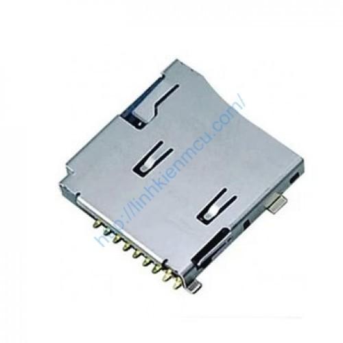 Combo-5 Khe cắm thẻ nhớ microsd