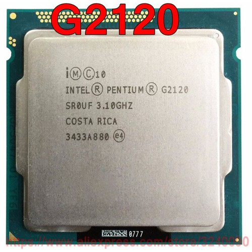CPU G2120 3.10Ghz, 3MB