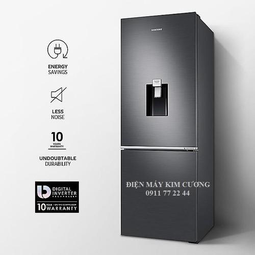 Tủ lạnh Samsung Inverter 307L RB30N4180B1-SV Mới 2018