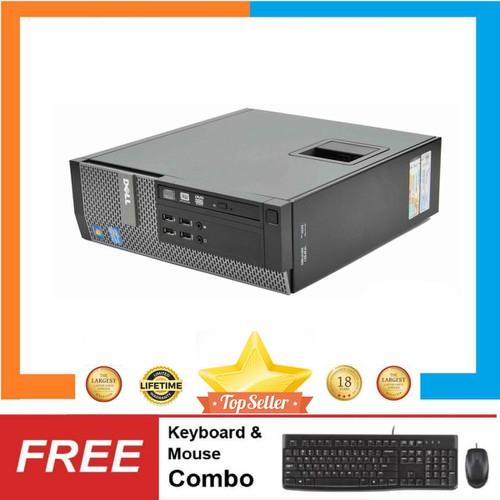 PC DELL OPTIPLEX 990 SFF,G640,R 8GB,SSD240GB