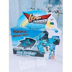 Tốc chiến thần xa Ice Striker hàng công ty