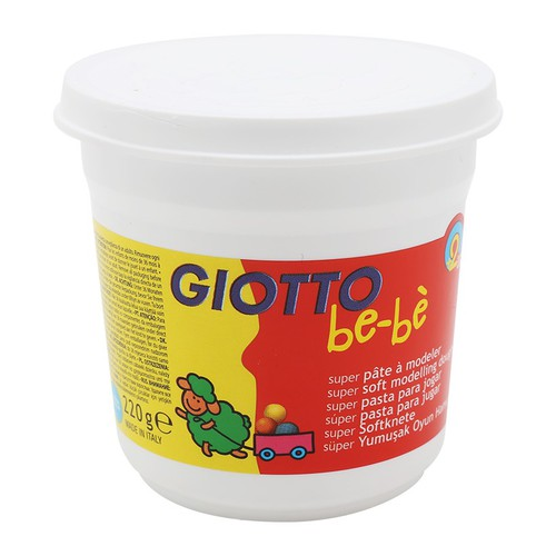 Hộp đất nặn Giotto be-bè 220g - Trắng XX: Ý - 6174569 , 12726928 , 15_12726928 , 75000 , Hop-dat-nan-Giotto-be-be-220g-Trang-XX-Y-15_12726928 , sendo.vn , Hộp đất nặn Giotto be-bè 220g - Trắng XX: Ý