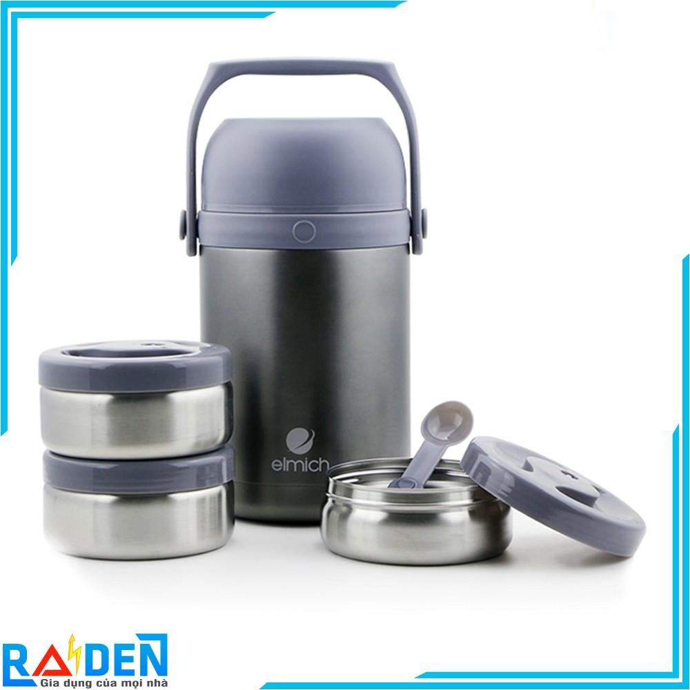 Bình đựng thức ăn giữ nhiệt 1800ml Elmich EL-3128 - Elmich-2313128