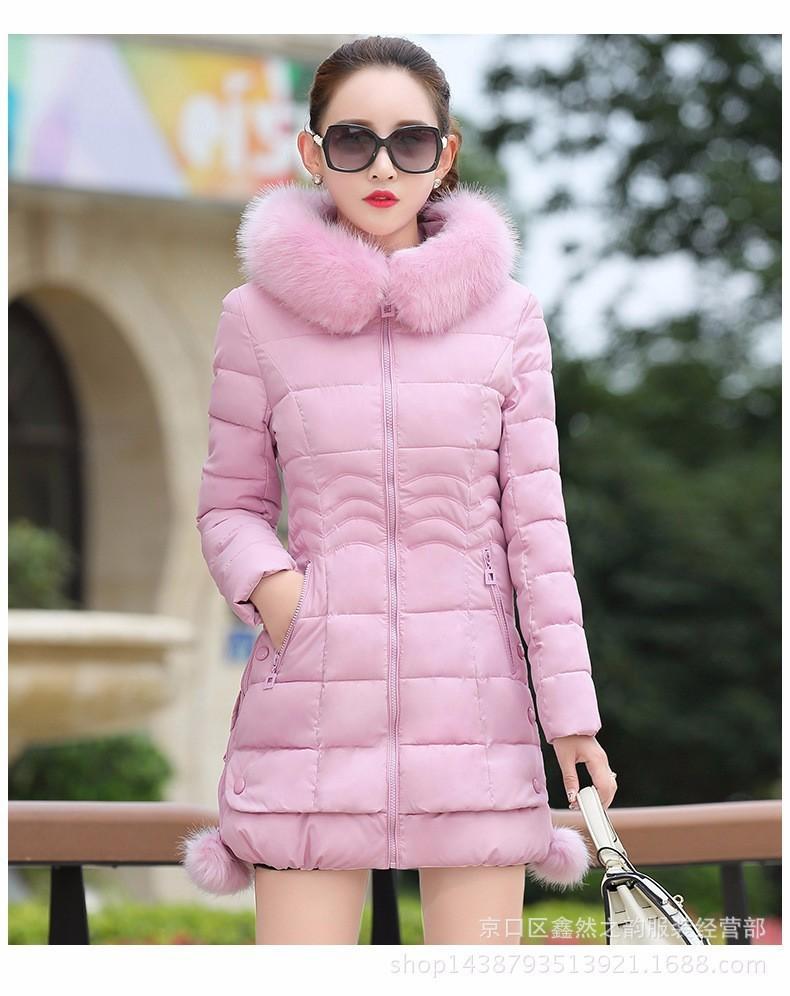 Áo khoác phao cao cấp cực ấm BY4380 3