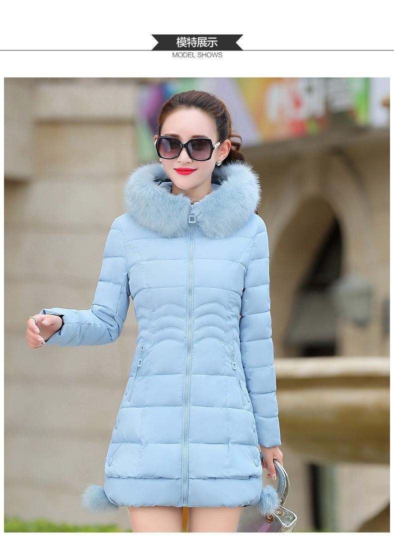 Áo khoác phao cao cấp cực ấm BY4380 8