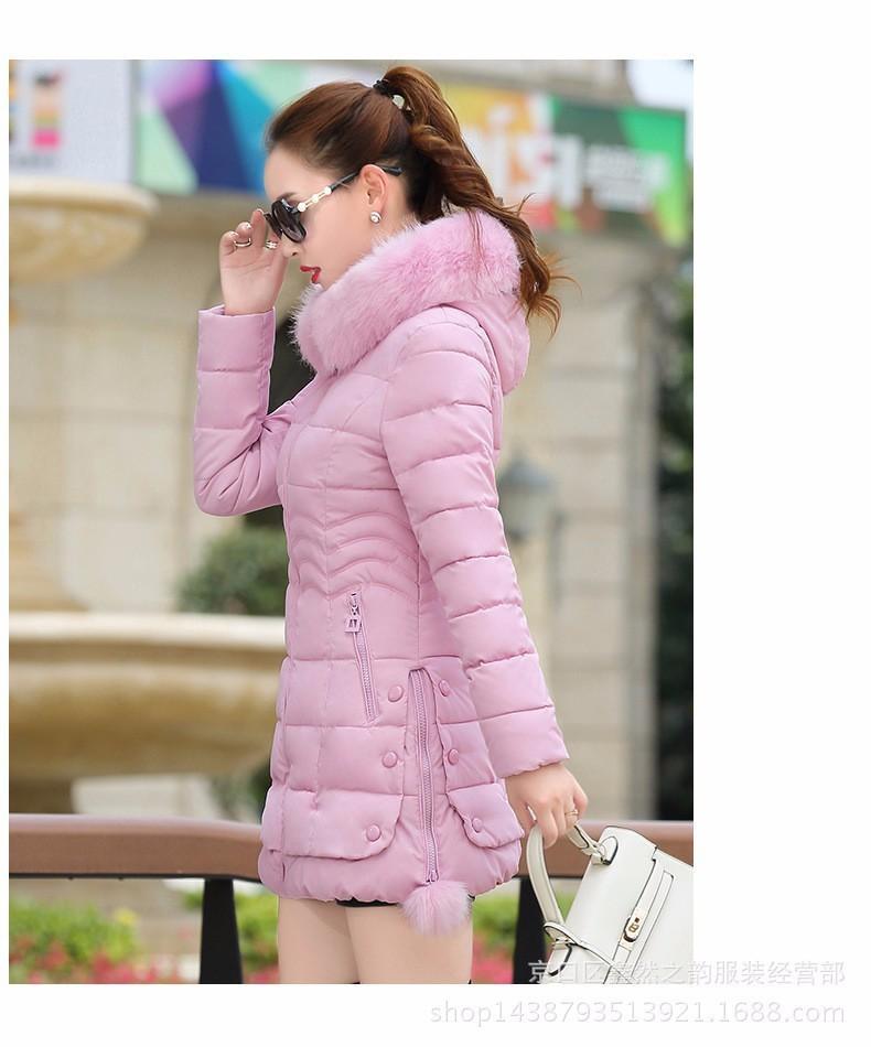 Áo khoác phao cao cấp cực ấm BY4380 7