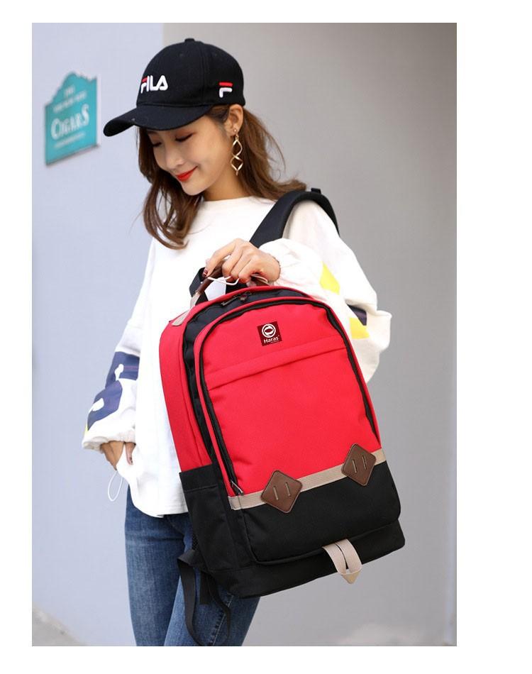 Combo balo thời trang HARAS HR233 Và túi đeo chéo cá tính HARAS HR203 14