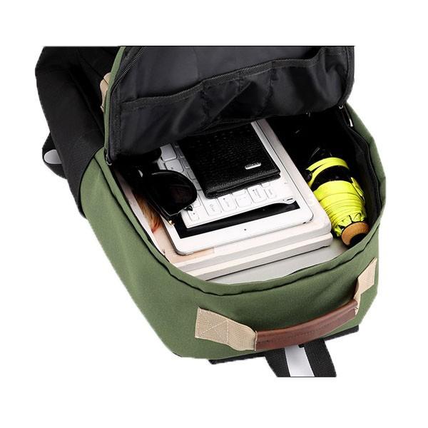 Combo balo thời trang HARAS HR233 Và túi đeo chéo cá tính HARAS HR203 10