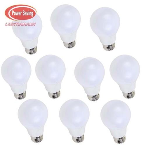 Combo 10 bóng đèn led bulb HG kín nước 9w