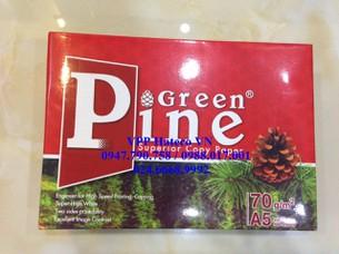 Giấy Green Pine A5 ĐL70 - Giấy in - Giấy A4 1
