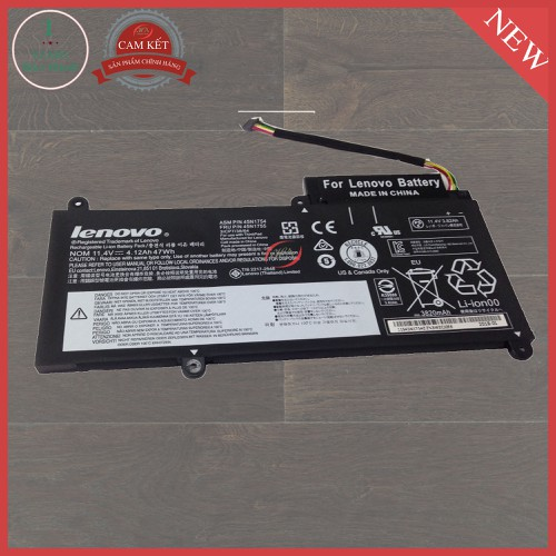 Pin laptop lenovo E460 20ETA014CD - 6163624 , 12714204 , 15_12714204 , 950000 , Pin-laptop-lenovo-E460-20ETA014CD-15_12714204 , sendo.vn , Pin laptop lenovo E460 20ETA014CD