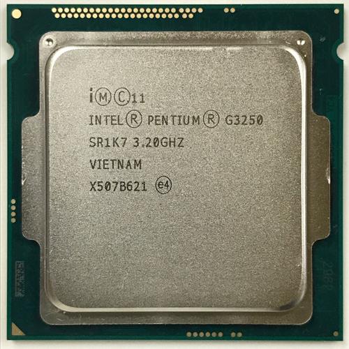 Cpu Intel pentium G3250